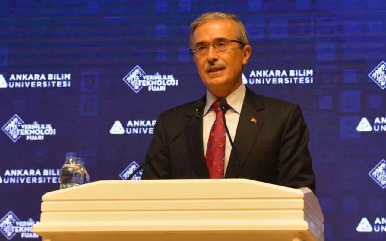 Savunma Sanayi Başkanı İsmail Demir'den heyecanlandıran 'uzay' açıklaması