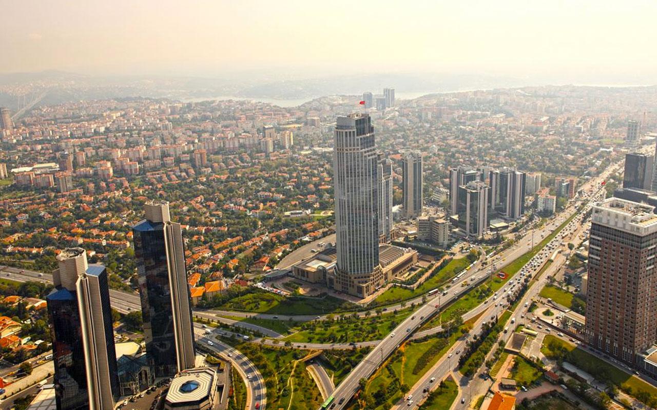 İstanbul'un arsa değeri 23,4 trilyon liraya ulaştı kapış kapış giden ilçeler belli oldu