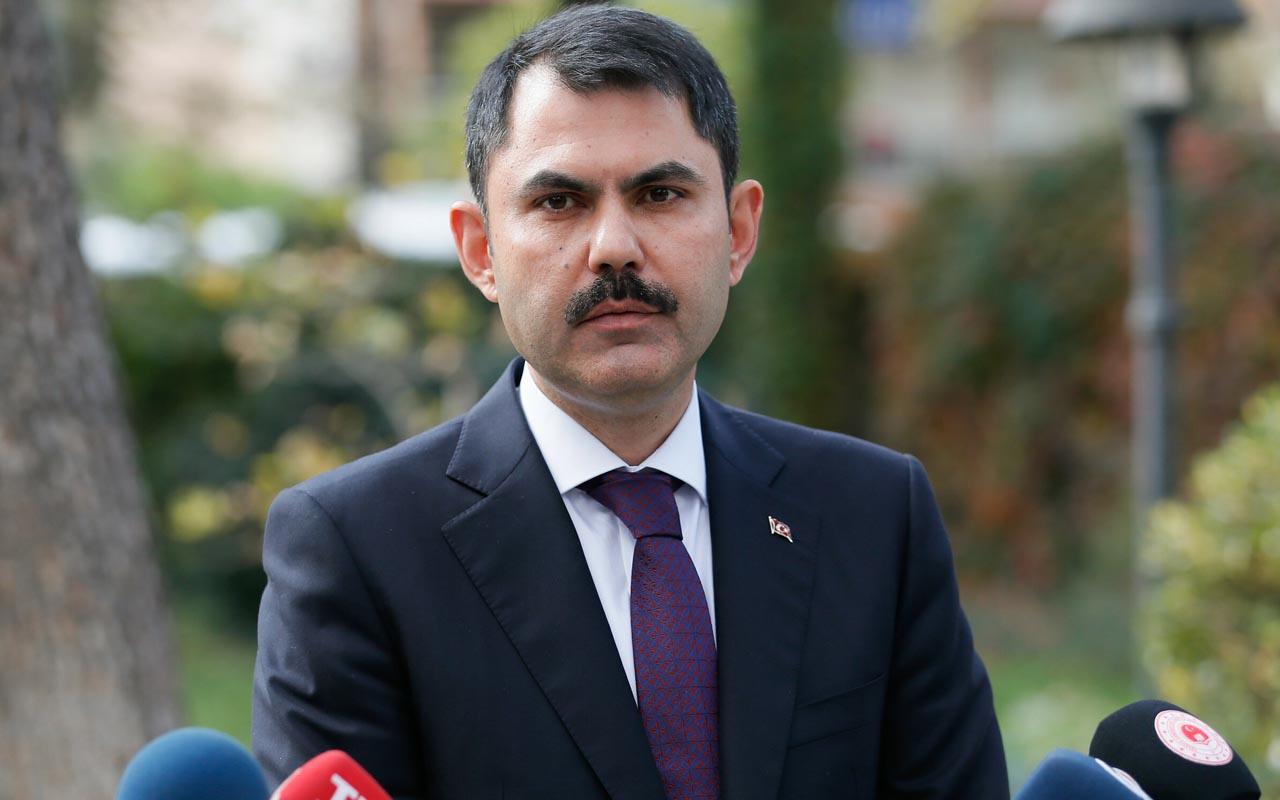 Hangi ilde ne kadar müsilaj toplandı? Bakan Murat Kurum açıkladı