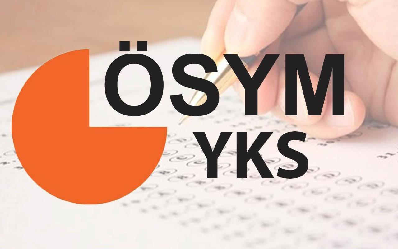 ÖSYM: 2021-YKS Giriş Belgeleri adayların erişimine açıldı