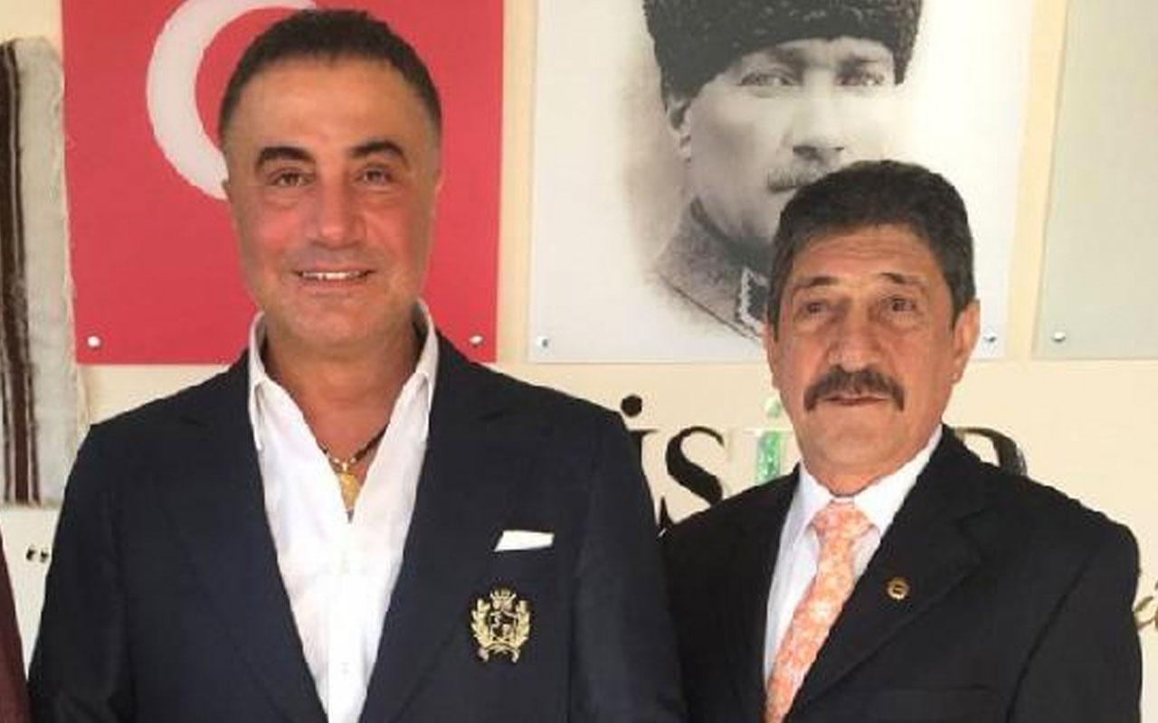 Şanlıurfa'da Sedat Peker suç örgütüne operasyon! Dernek başkan gözaltı alındı