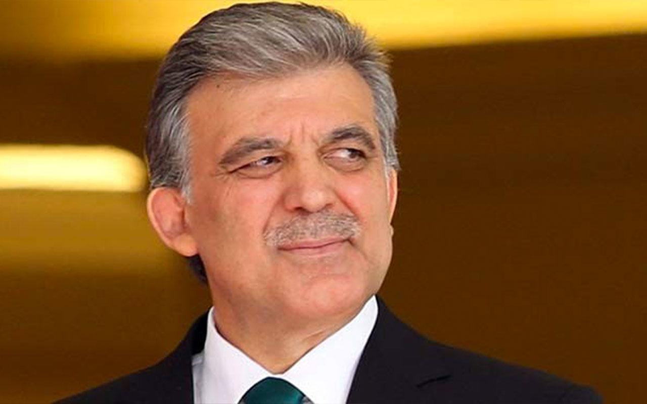 Abdullah Gül'ün danışmanı Reşit Aydın istifa etti bardağı taşıran son damla