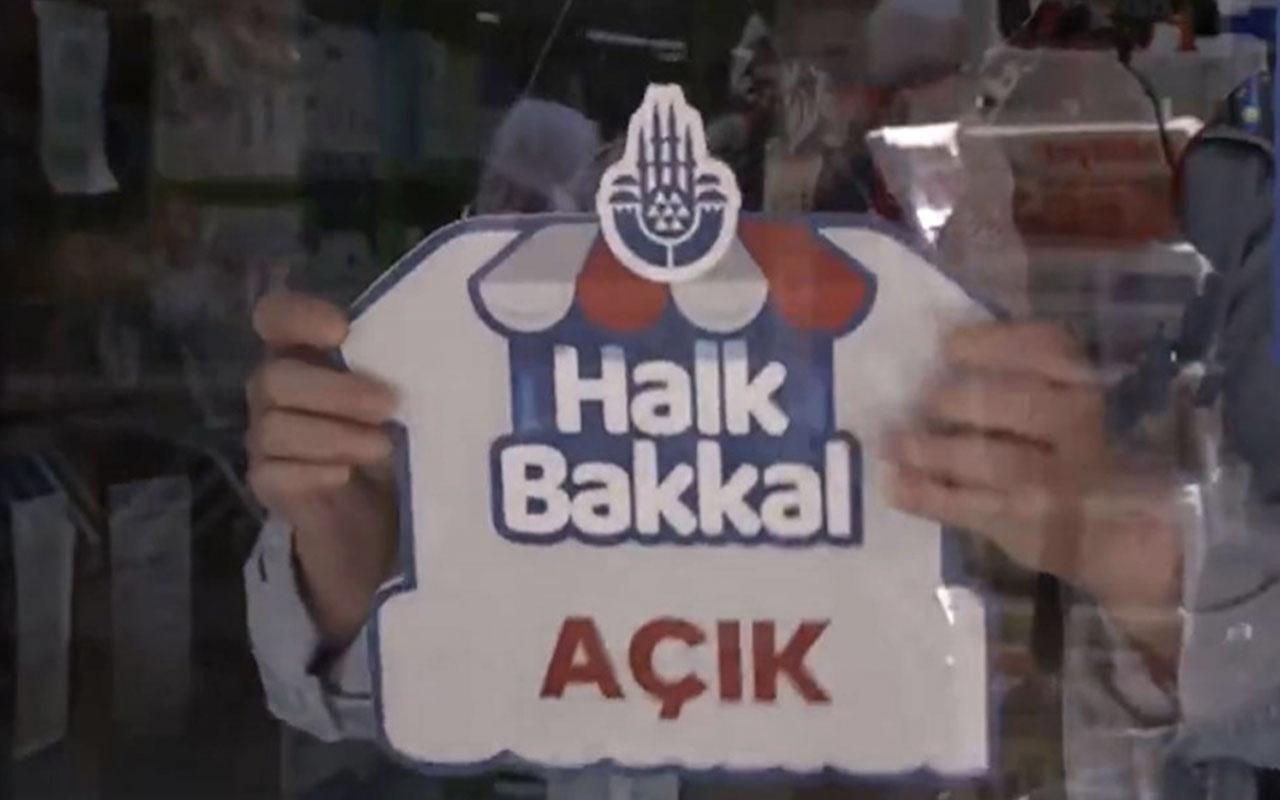 İstanbul'da Halk Bakkal dönemi başlıyor!  İBB Sosyal Kart sahipleri bakkalardan alışveriş yapabilecek
