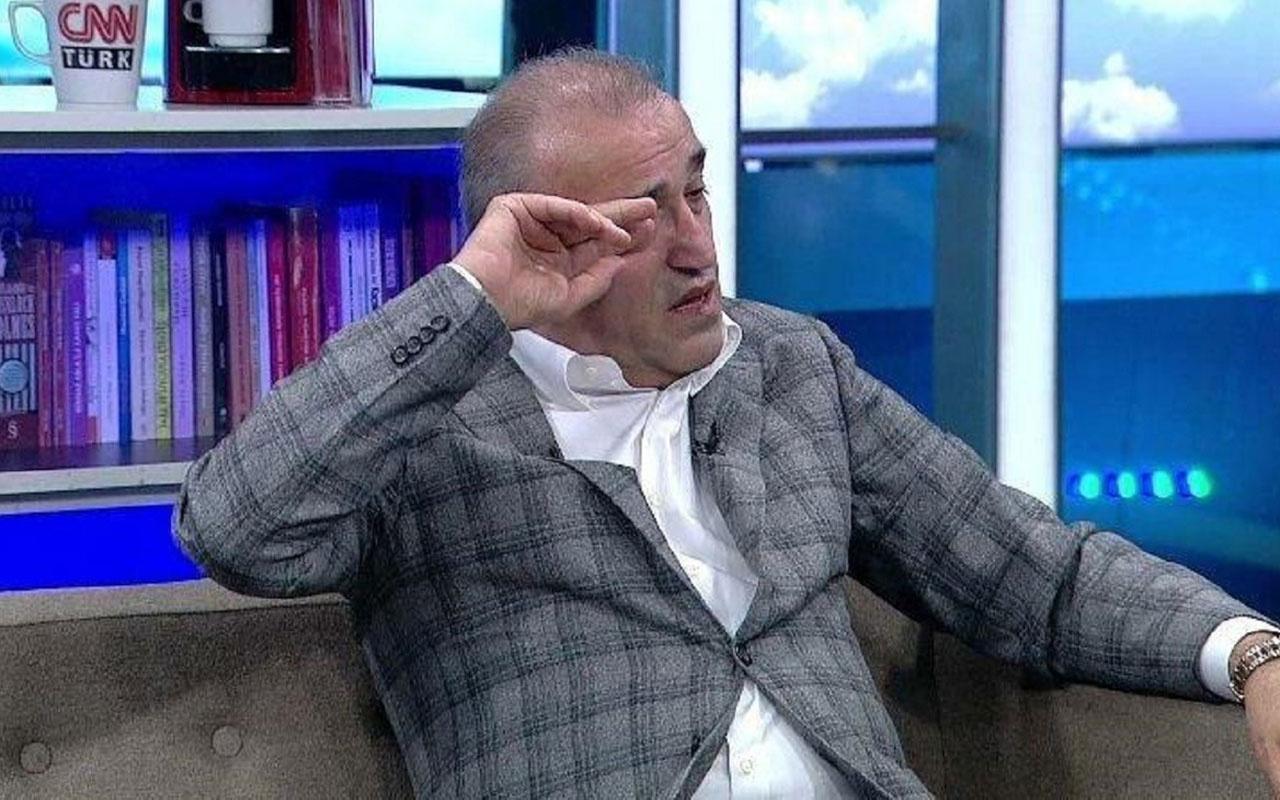 Abdurrahim Albayrak, ağlayarak yayını terk etti: Ben kimseyi satmadım, satmam…