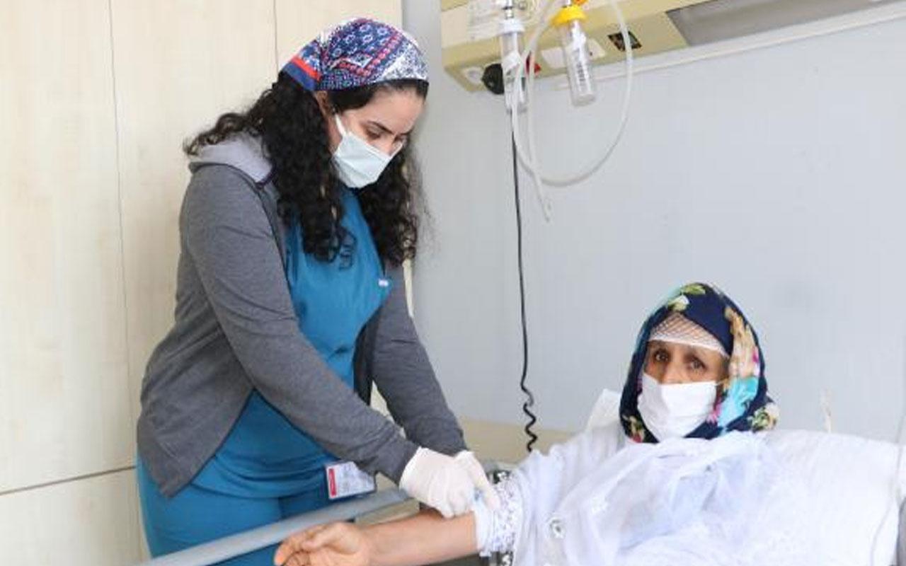 Hakkari'de ilk kez 'uyanık beyin ameliyatı' yapıldı