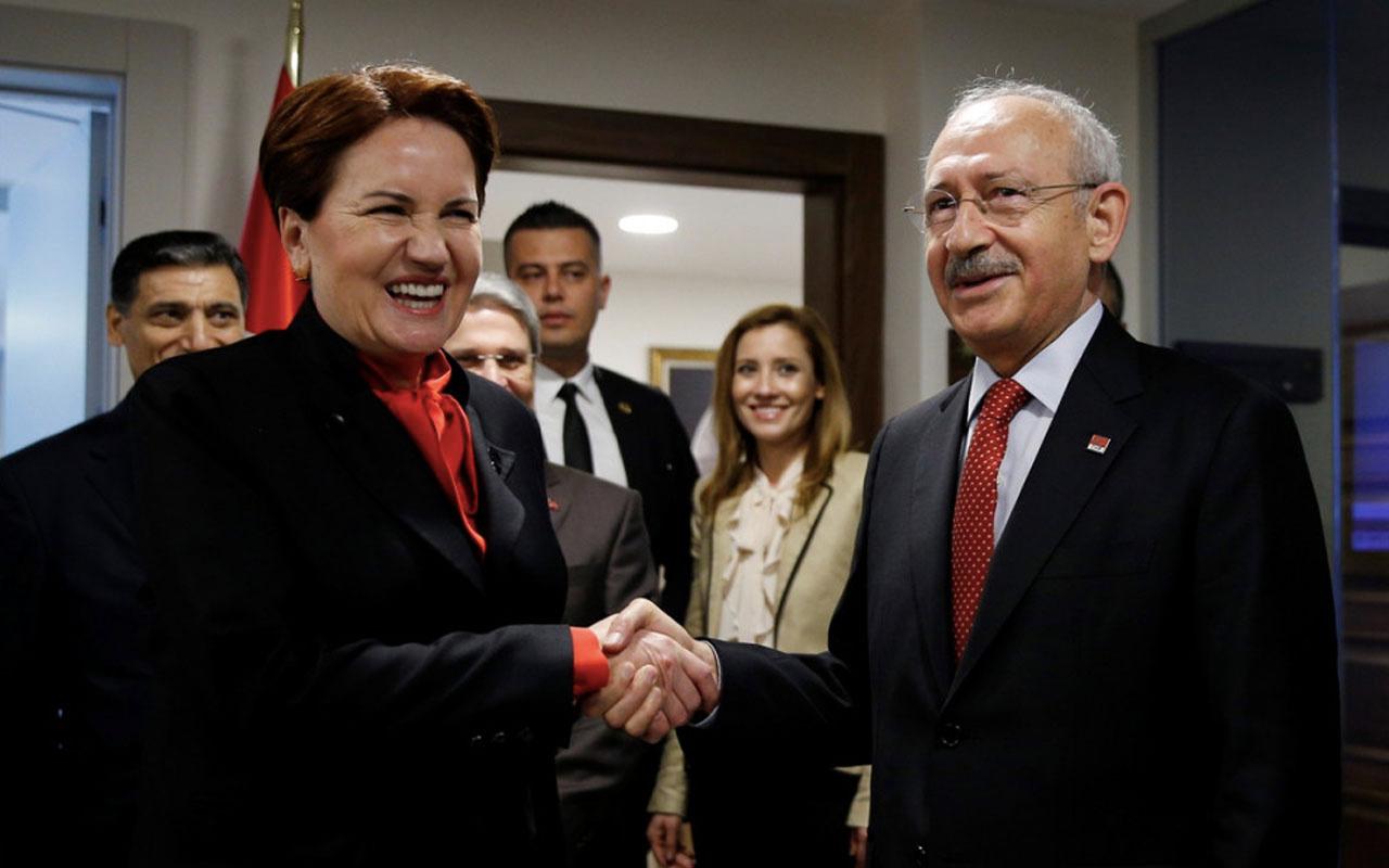 Meral Akşener: Kılıçdaroğlu'nun adaylığı elbette hakkıdır