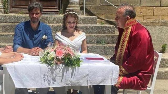 EDHO yıldızı Erdinç Gülener Deniz Uğur'la evlendi! Acı detay ortaya çıktı: Meğer ilk eşi...