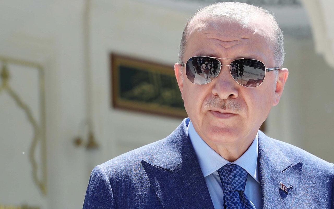 Erdoğan vatandaşlara seslendi: Sizinle beraber eylem yaparım