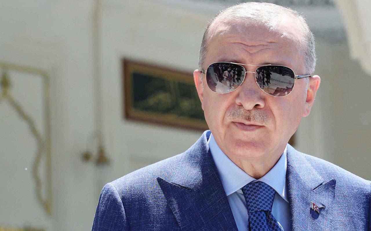 Erdoğan: Sizinle beraber eylem yaparım