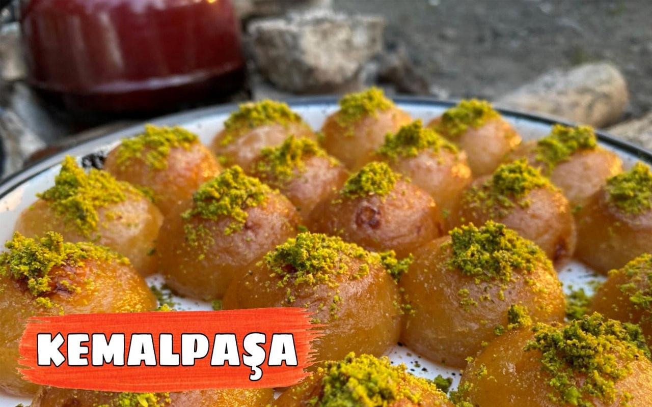 Kampta Kemalpaşa tatlısı nasıl yapılır enfes lezzet!