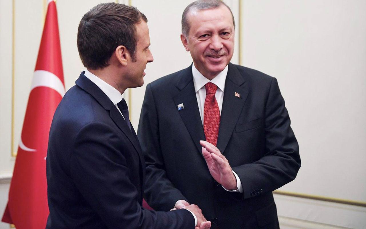 Macron'dan Erdoğan için şaşırtan adım: Bunları ona anlatacağım