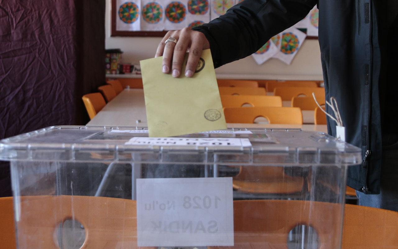 Son seçim anketinden şaşırtan sonuçlar Erdoğan'a rakip en yakın isim yüzde 45 aldı