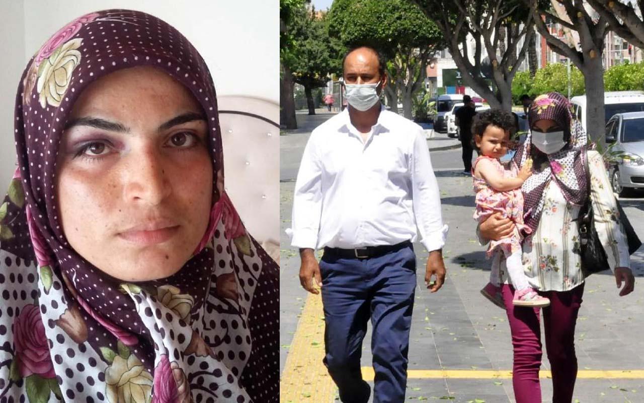 Antalya'da Şerife'yi biber gazı sıkıp 200 metre sürüklediler