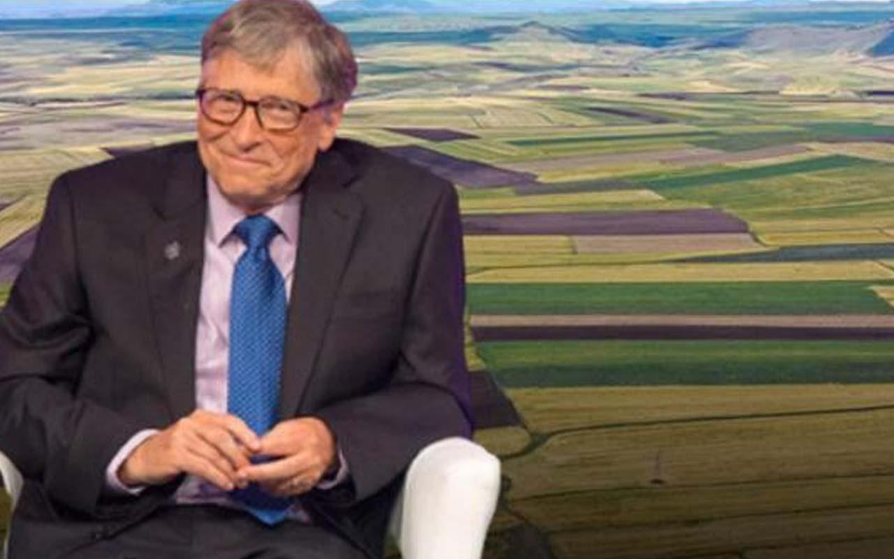 Sürekli arazi satın alıyordu! Bill Gates'in meğer dev şirketle bağlantısı varmış