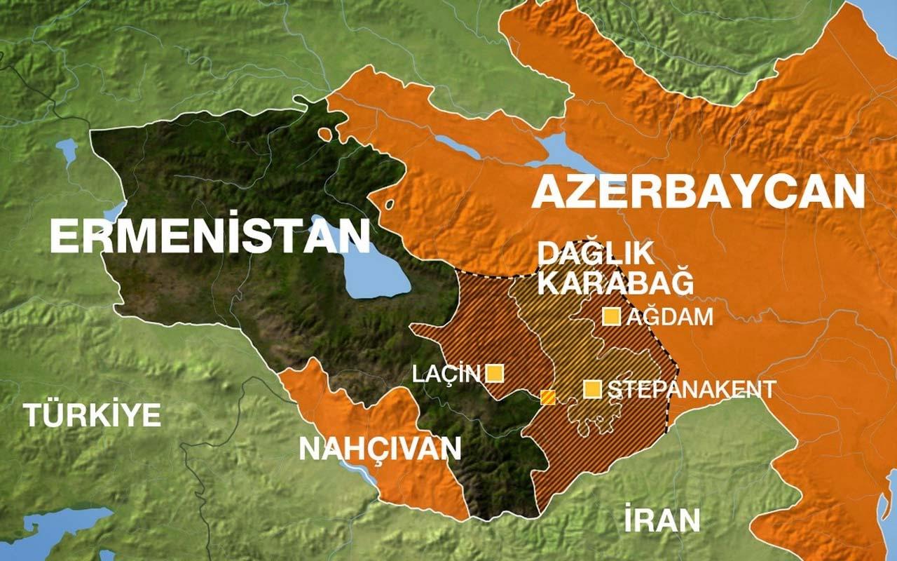 Azerbaycan-Ermenistan arasında alışveriş! Mayın tarlalarının haritası karşılığında...