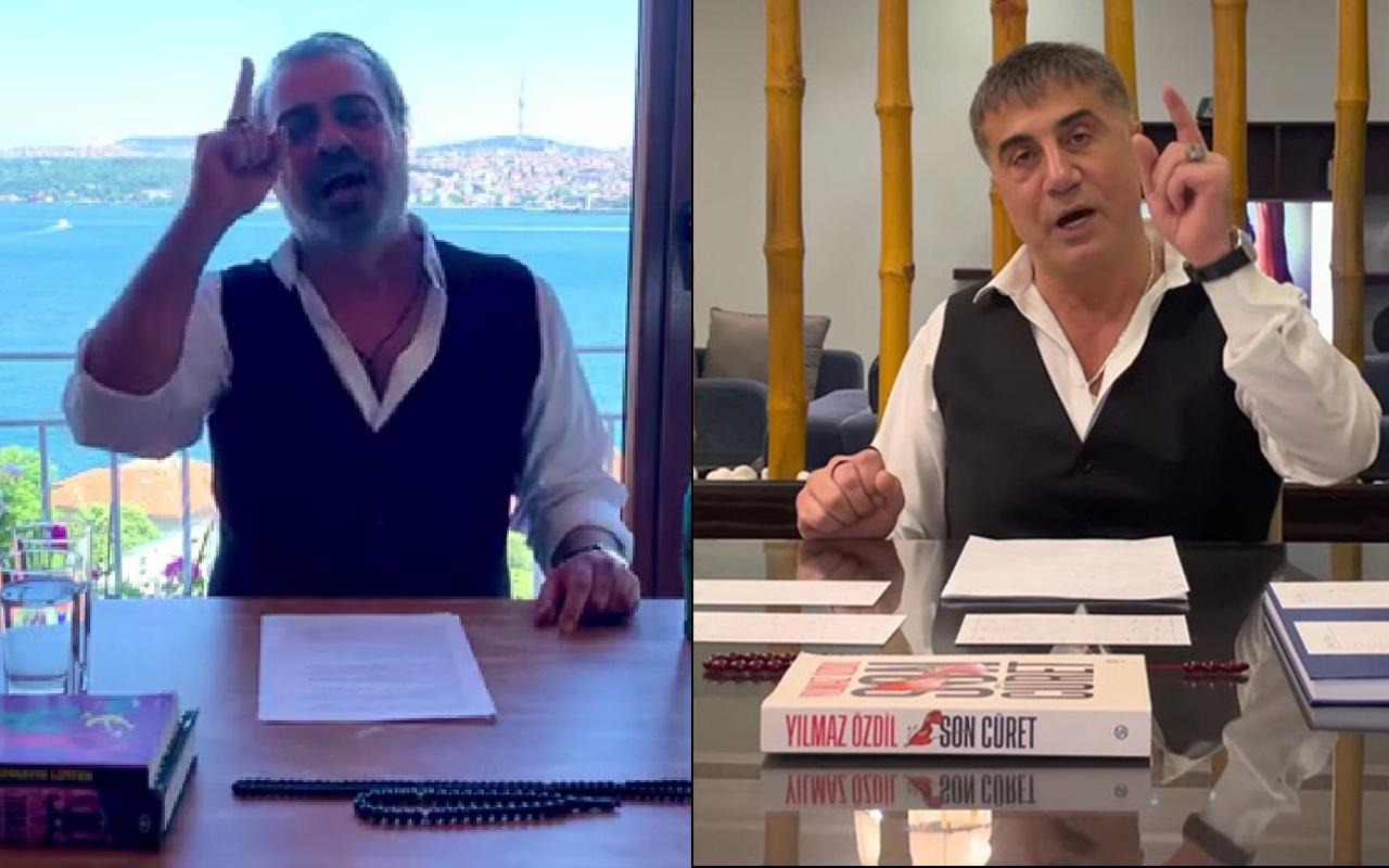 Sermiyan Midyat Sedat Peker videosu TT oldu! Vallahi yenileceğiz