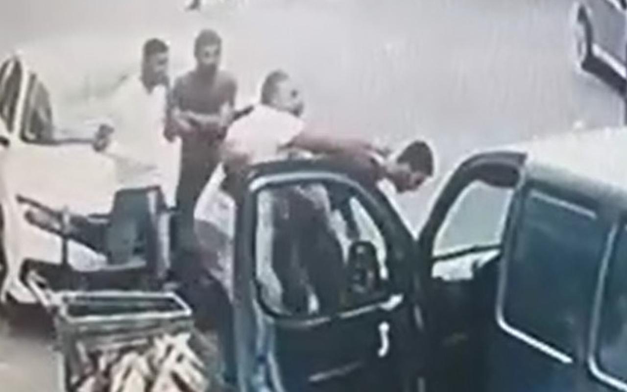 Araç kiraladı başına gelmeyen kalmadı! Diyarbakır'da sokakta dehşeti yaşadı