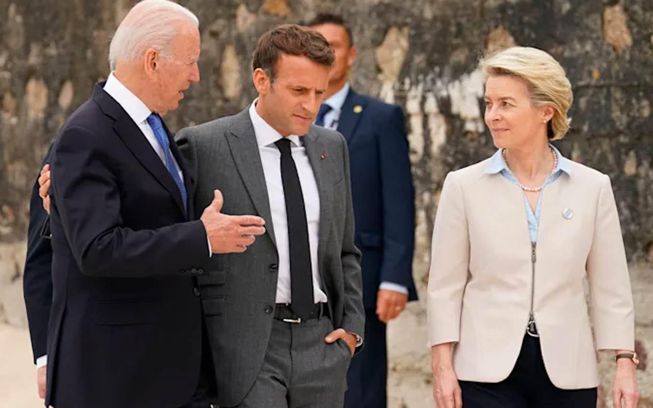 ABD Başkanı Joe Biden G7 zirvesinde Batılı ülkelerden Çin'e karşı yeni bir ittifak isteyecek