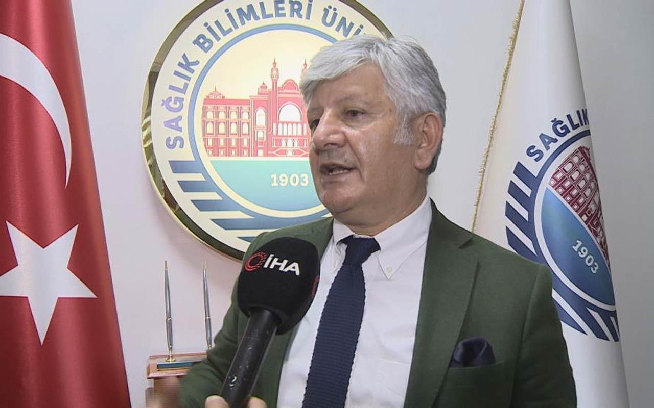 Prof. Dr. Kemalettin Aydın aşıya uyumda en çok endişe duyduğu yaş grubunu açıkladı