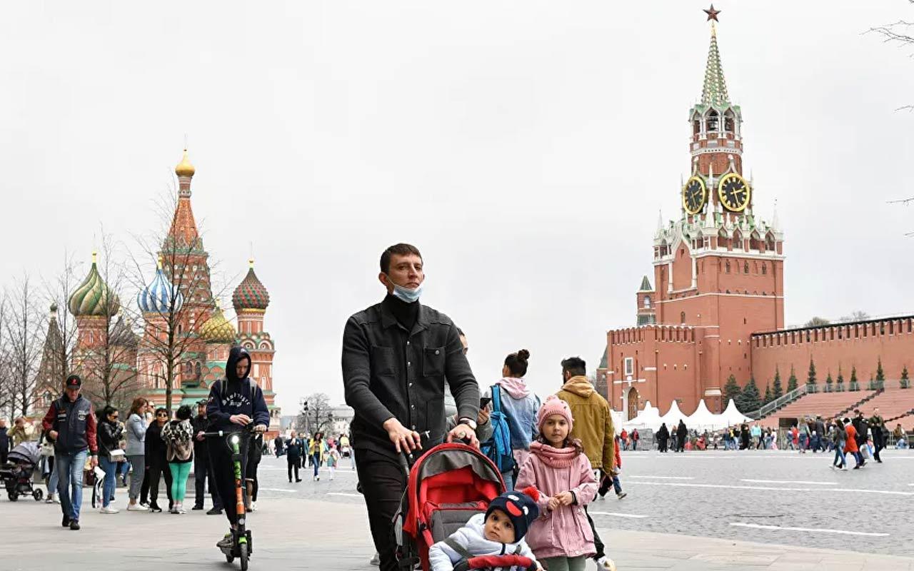 Moskova'da vaka sayıları patladı kentte yeni karar alındı gelecek hafta sonuna kadar...