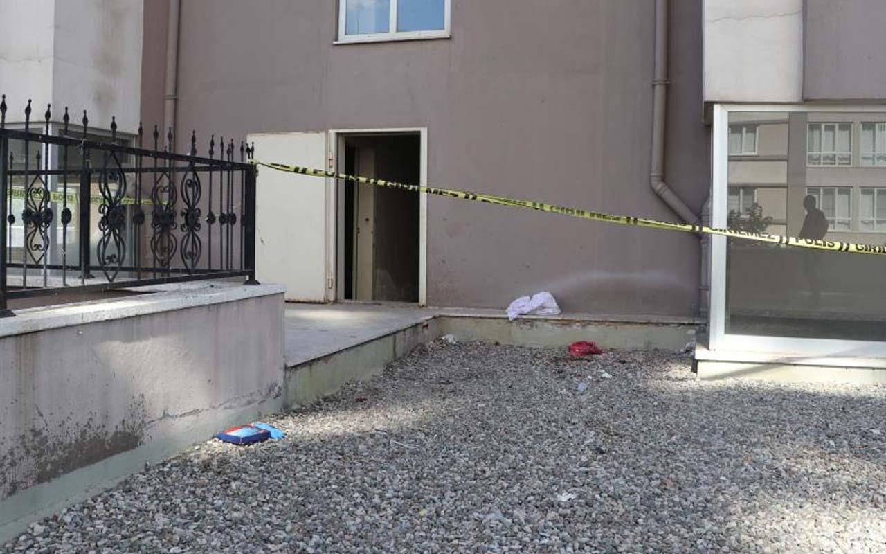 Gaziantep'te genç kız rastgele girdiği sitede 8'inci kattan atlayarak yaşamına son verdi