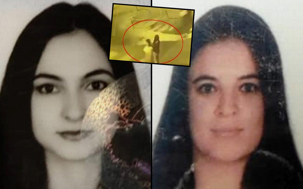 Mardin'de 2 öğretmenin hayatını kaybettiği kaza anı güvenlik kamerasına yansıdı