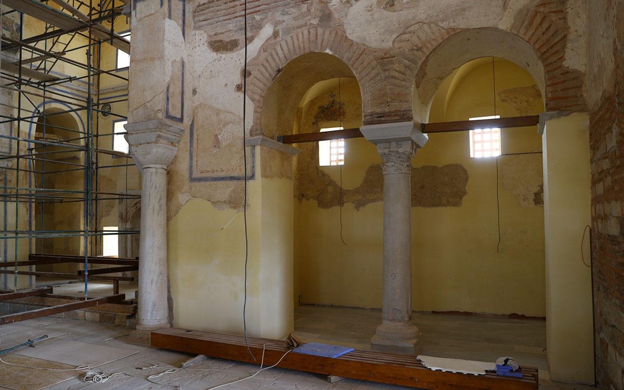 Fatih'in yadigarı artık gün sayıyor 56 yıl sonra yeniden açılıyor