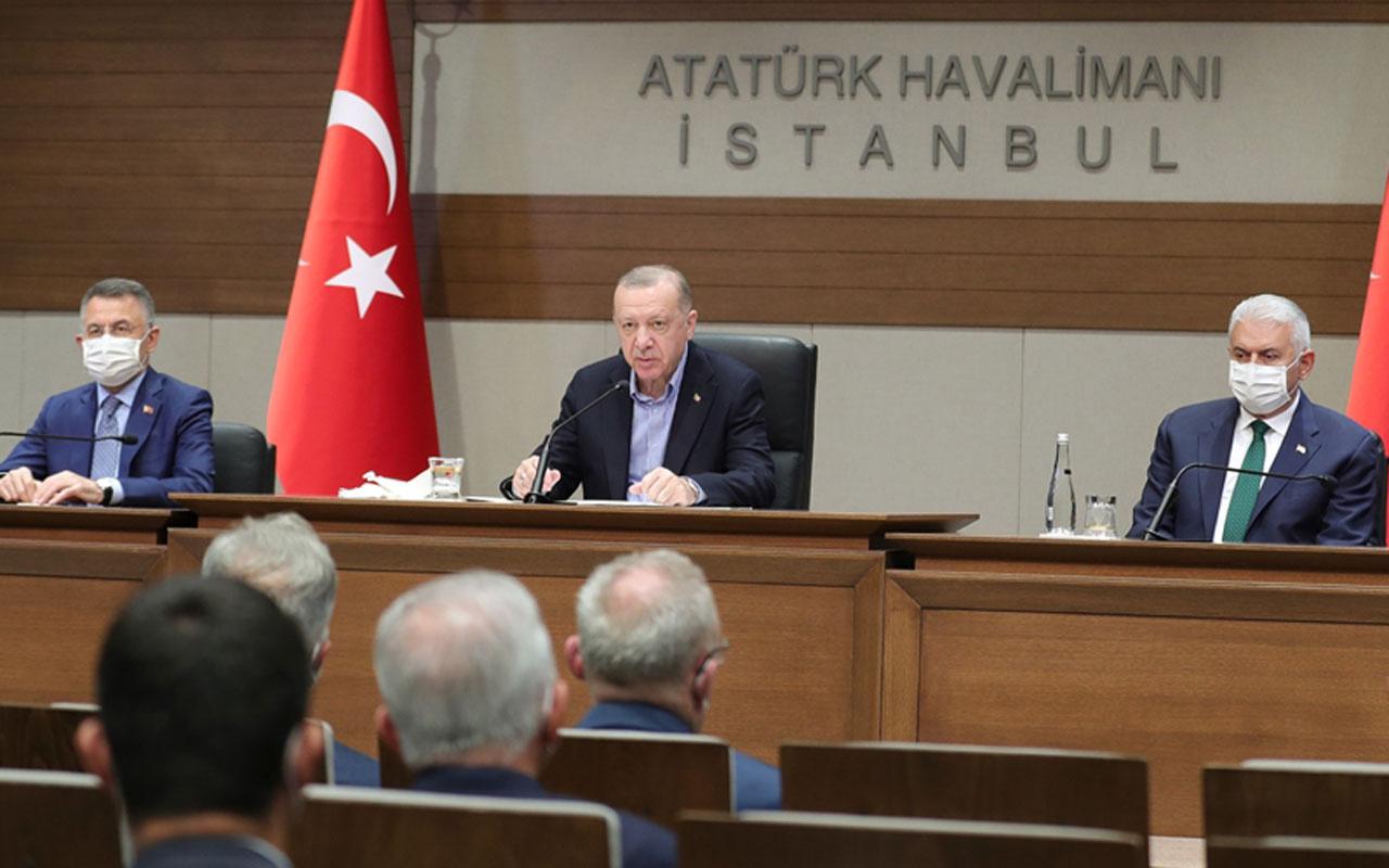 Cumhurbaşkanı Erdoğan duyurdu: Döviz rezervi 100 milyar dolar seviyesine ulaştı