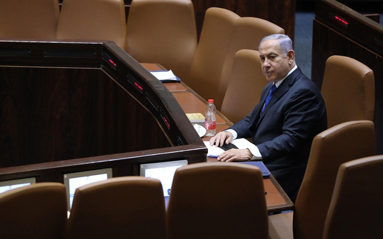 Netanyahu hükümeti 12 yıl sonra sona erdi!