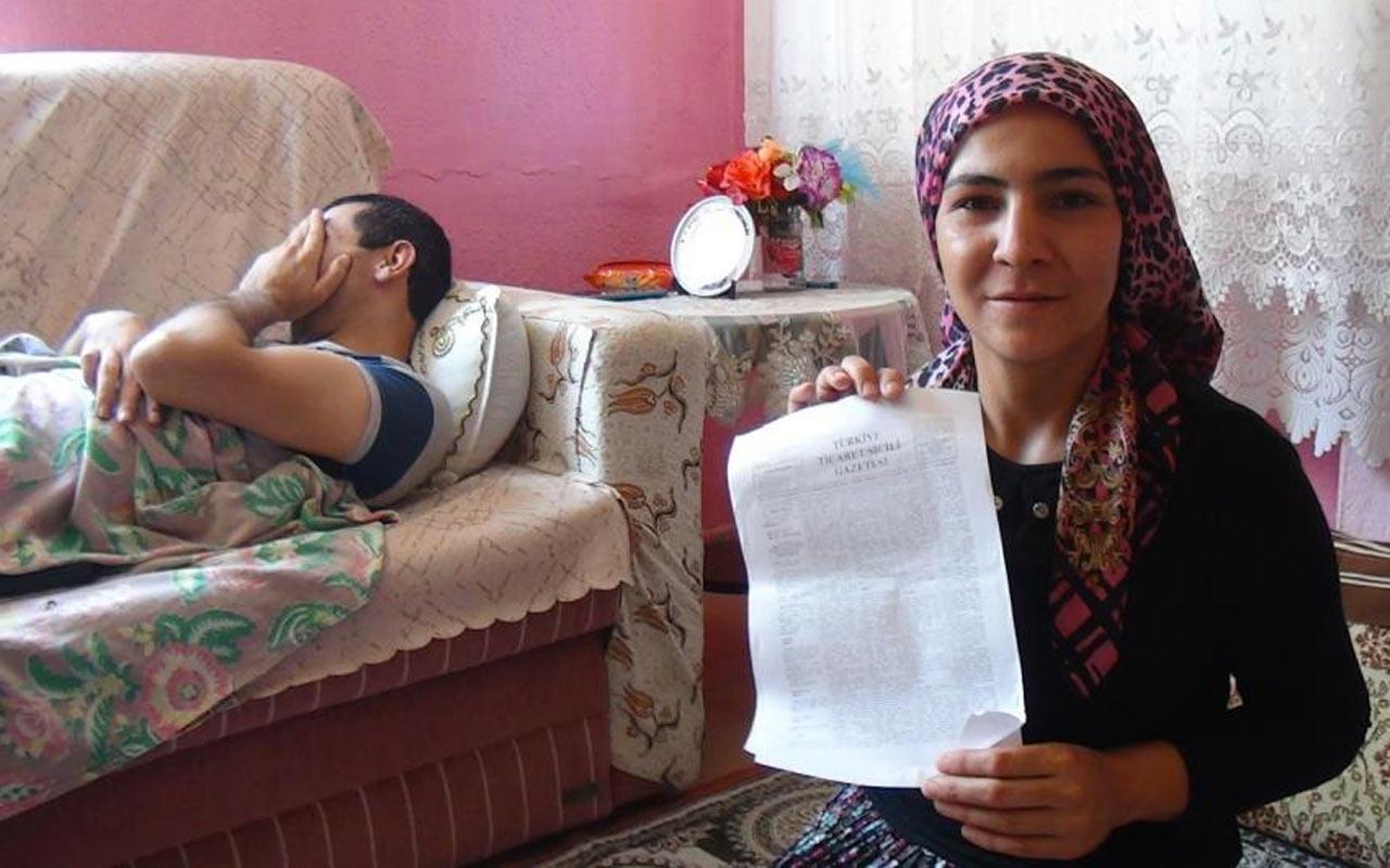 Antalya'da engelli eşine maaş bağlatmak için gitti aldığı cevapla hayatının şokunu yaşadı