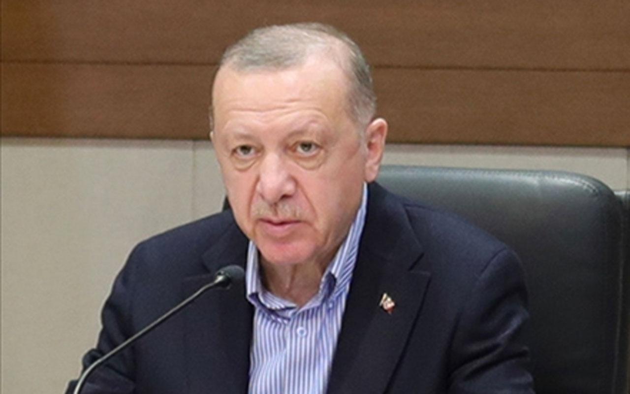 Cumhurbaşkanı Erdoğan'dan NATO zirvesi öncesi açıklamalar