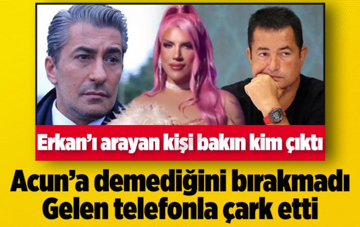 Erkan Petekkaya'ya Kerimcan Durmaz tepkisini bakın kim sildirdi! Acun Ilıcalı'ya 'Ahlak yoksunu' demişti