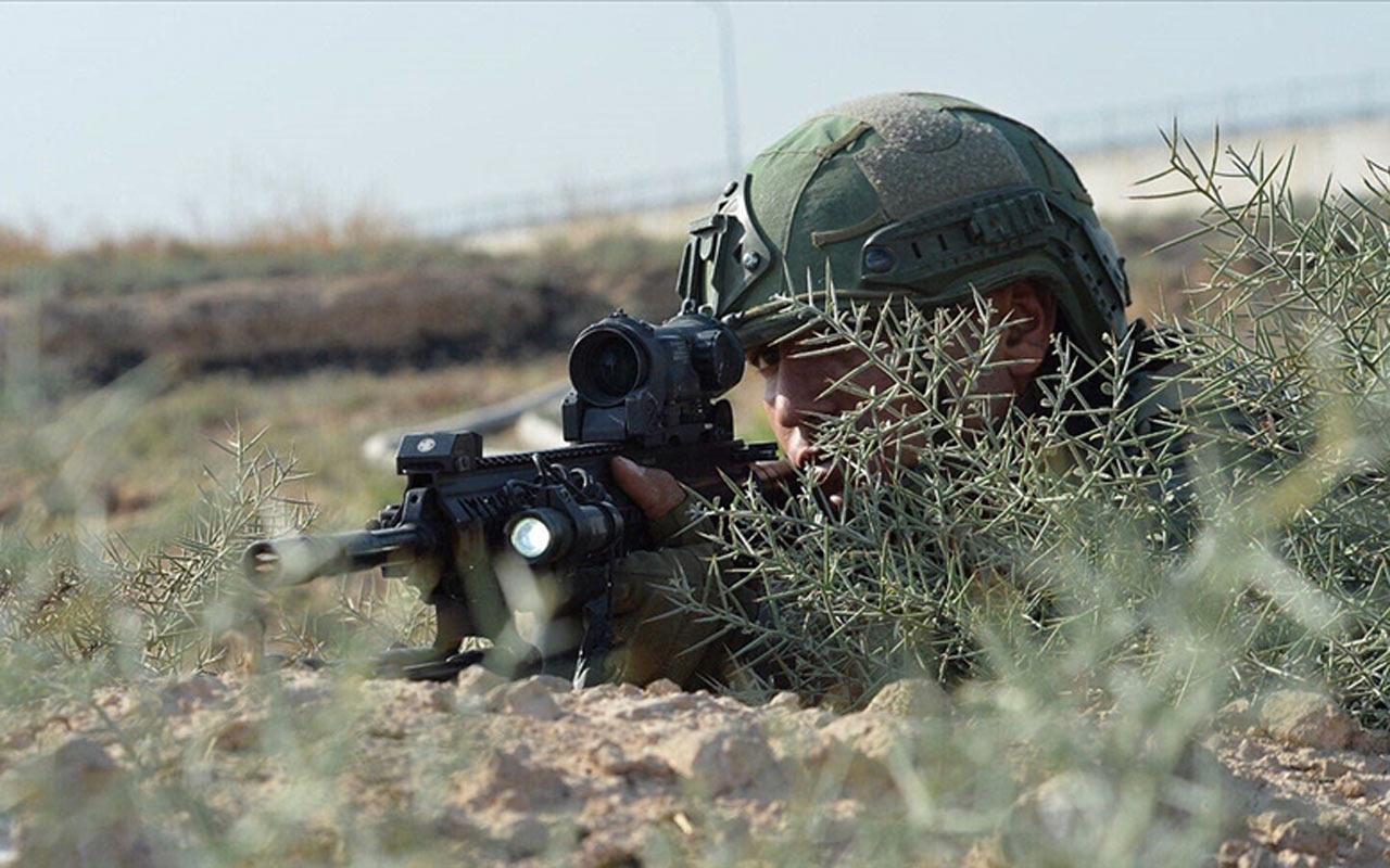 Mili Savunma Bakanlığı açıkladı 5 PKK'lı terörist etkisiz hale getirildi