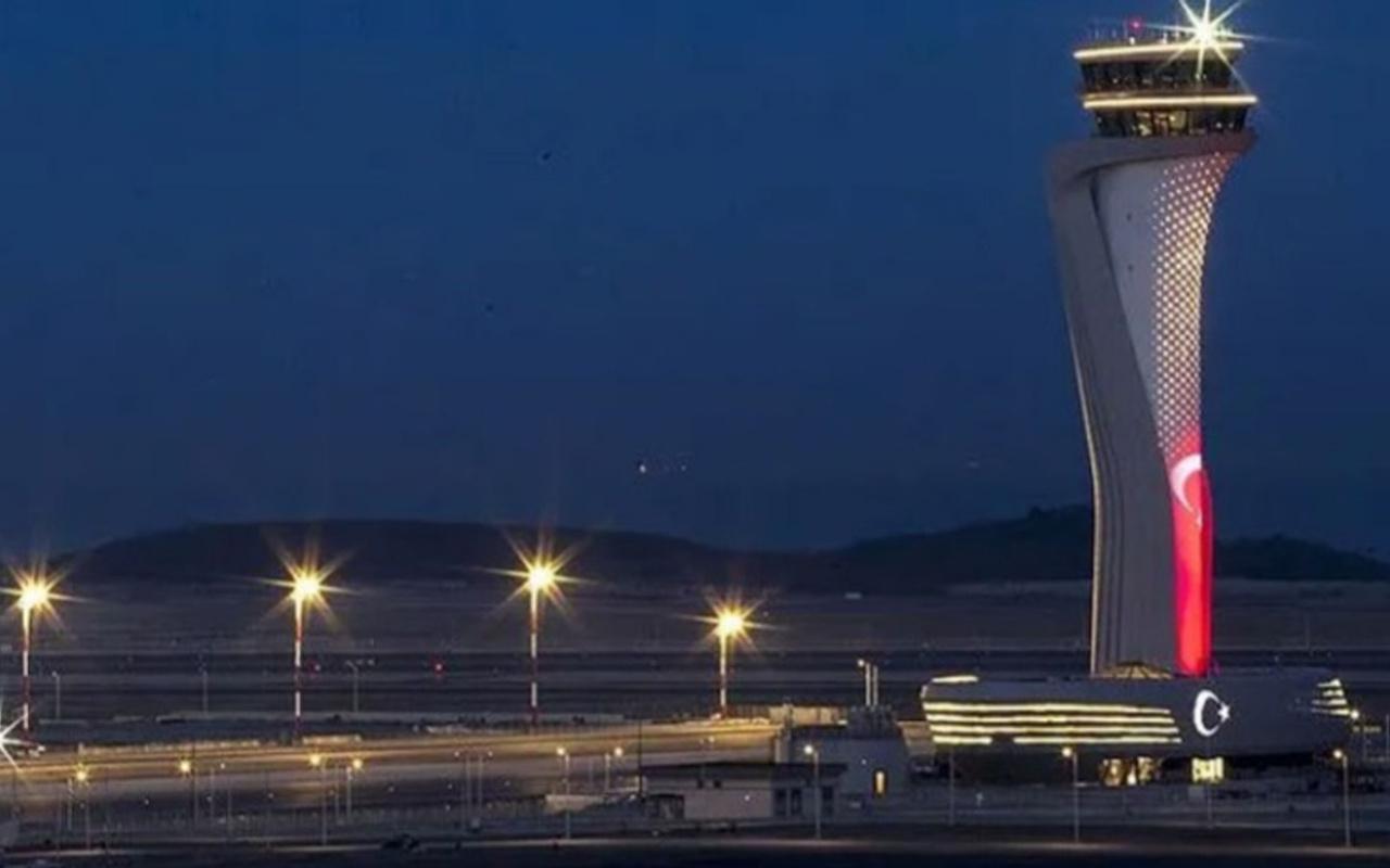 İstanbul Havalimanı'na 4 ödül birden