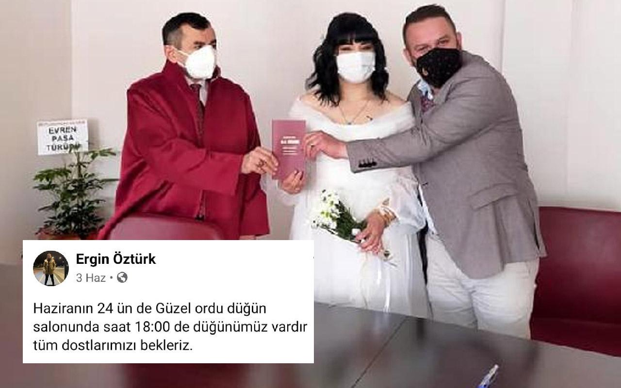 Düğün hazırlığındaydı Ordu'da dün kaybolan Ergin cinayet kurbanı
