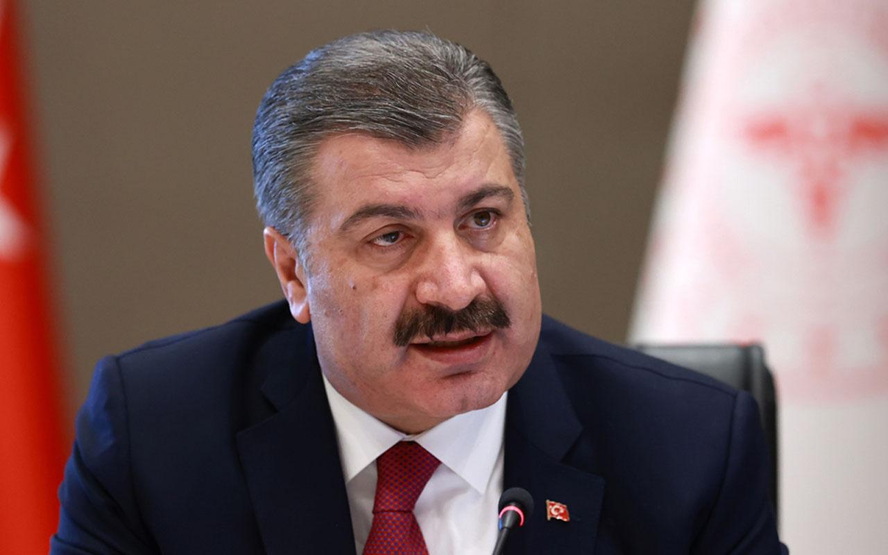 Sağlık Bakanı Fahrettin Koca: 750.000 kişi bugün en mutlu anlarını yaşayacak