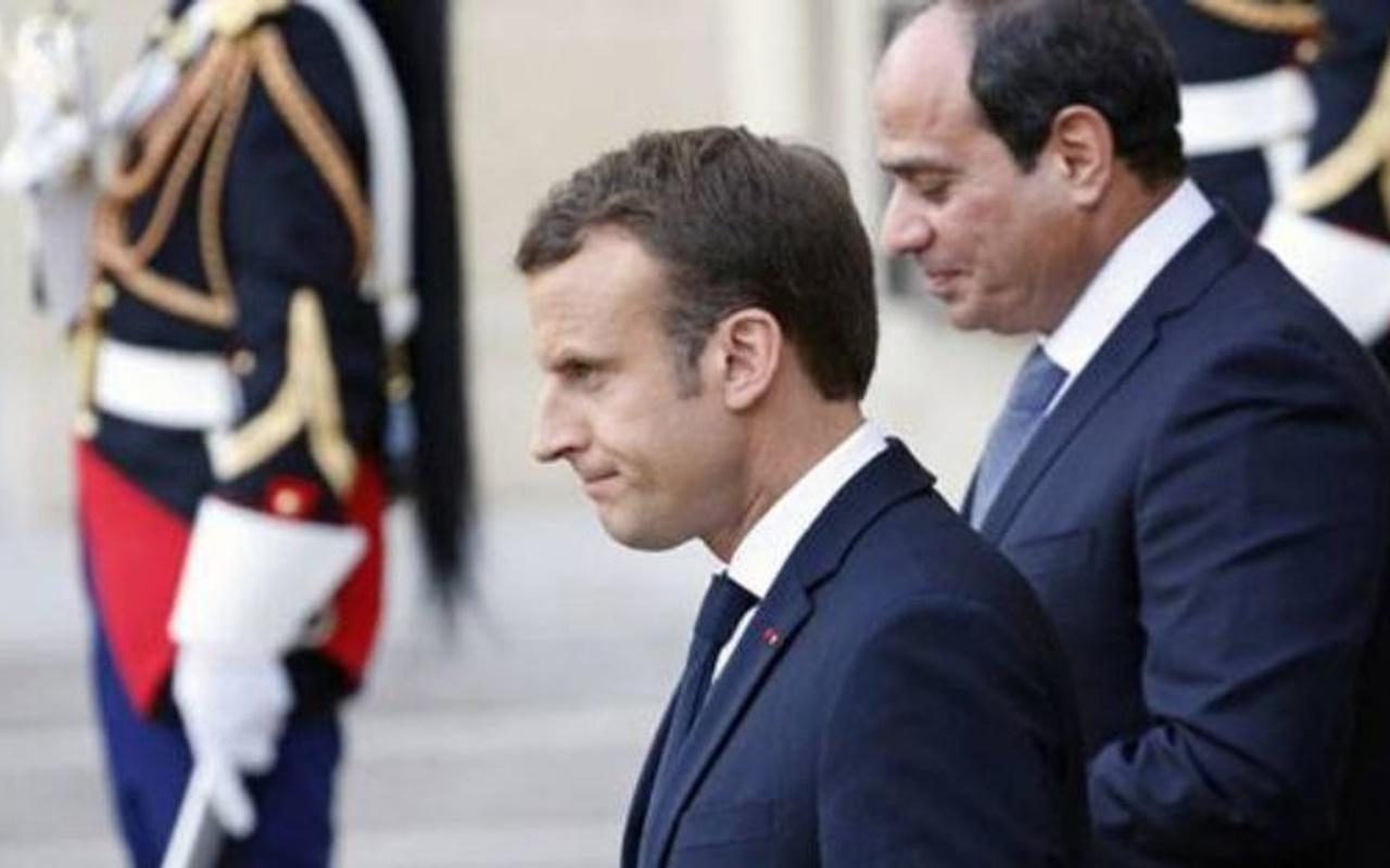 Mısır ve Fransa'dan  1,7 milyar euroluk anlaşma