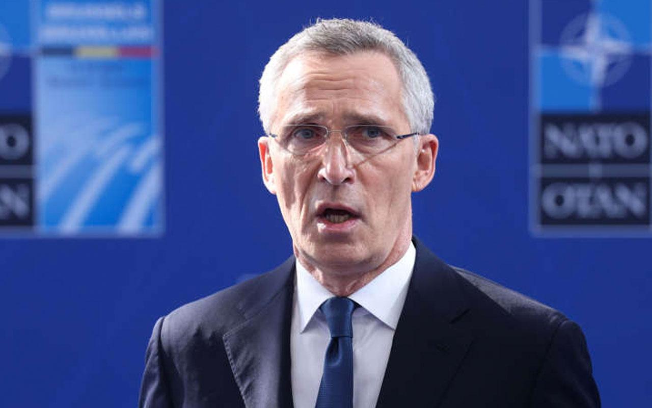 NATO Genel Sekreteri Jens Stoltenberg: Yükselen Çin'e ortak yanıt vermeliyiz