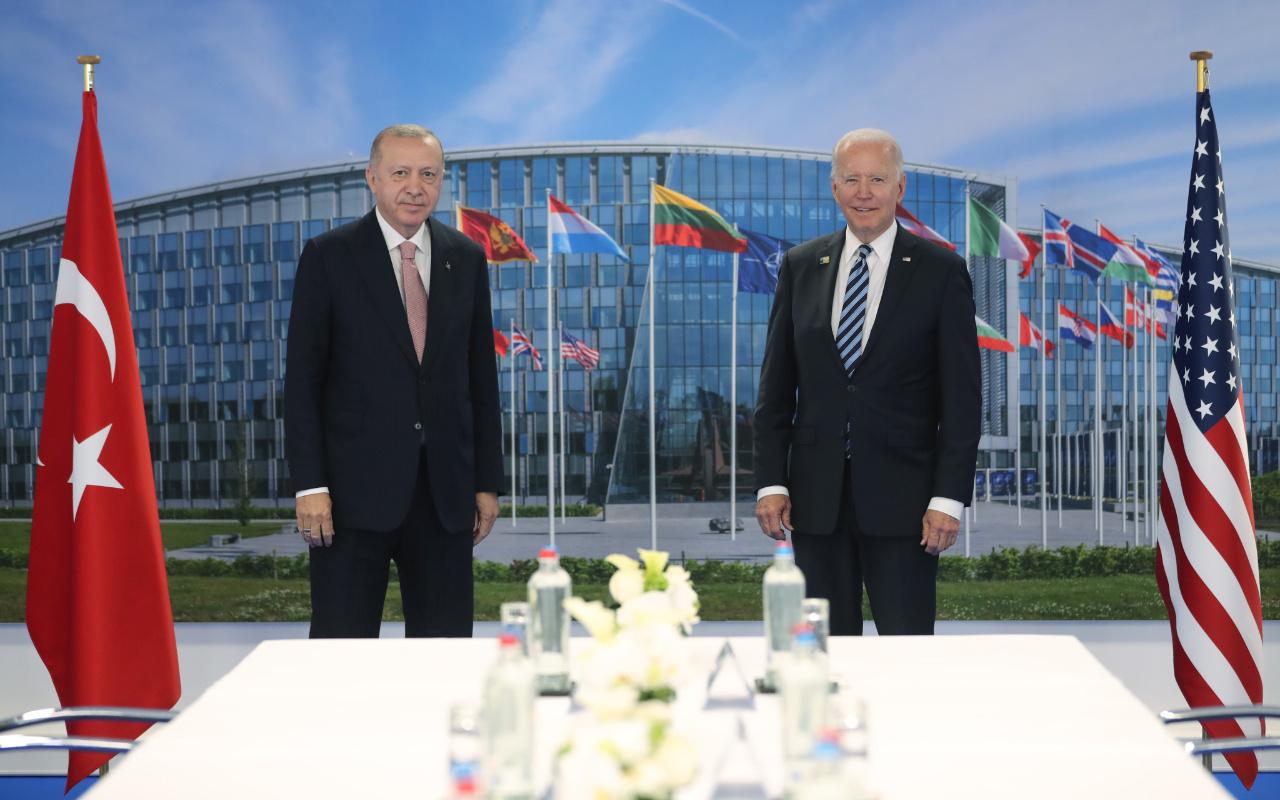 Cumhurbaşkanı Erdoğan ve ABD Başkanı Biden 3 kritik konuda uzlaşmış