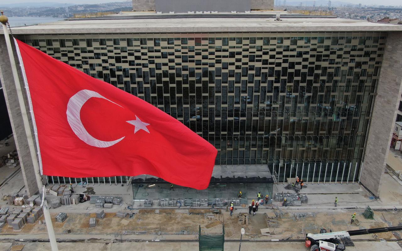 Atatürk Kültür Merkezi'nin ilk fotoğrafları yayınlandı