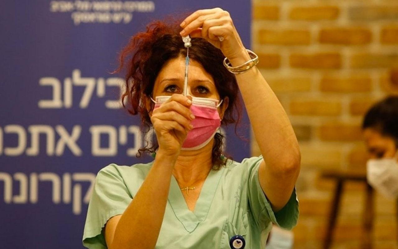 İsrail, kapalı alanlarda maske takma zorunluluğunu kaldırdı
