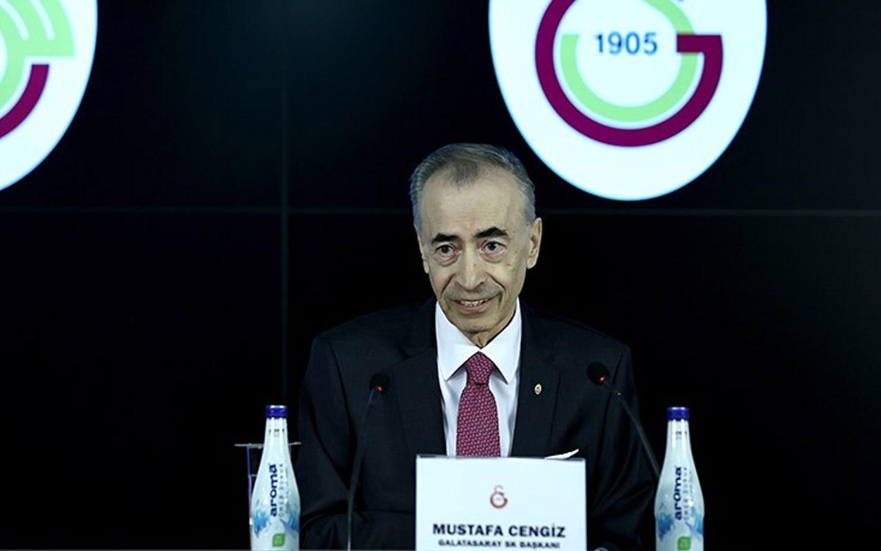 Mustafa Cengiz, FIFA'ya giden iki futbolcuyu açıkladı