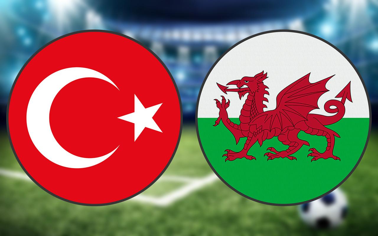 Türkiye Galler EURO 2020 maçı ne zaman saat kaçta hangi kanalda? (Muhtemel 11'ler)