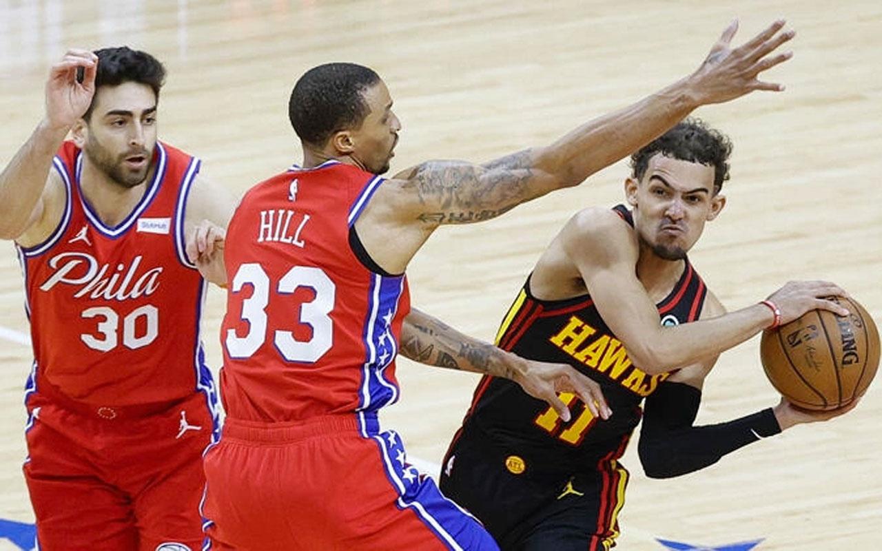 Furkan Korkmazlı Philadelphia 76ers yarı final serisinde mağlup oldu
