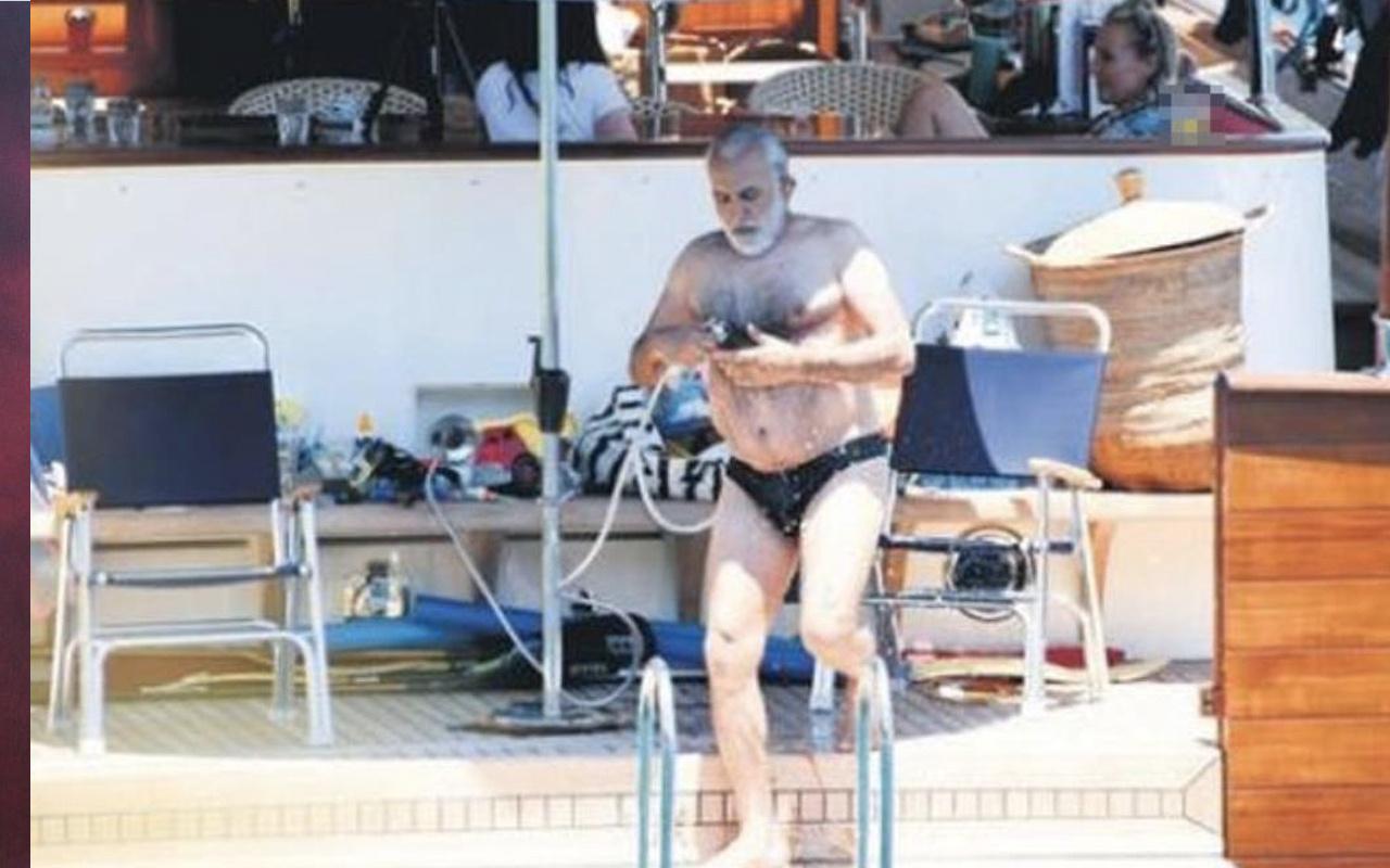 Sinan Çetin tekne olayı nedir çırılçıplak pozları sansüzsüz yayınlandı
