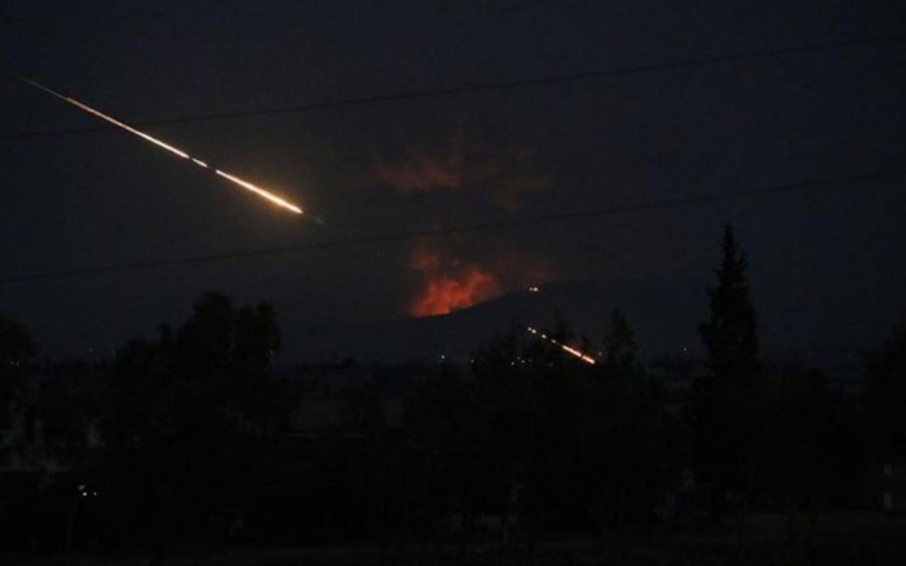 İran üssüne hava saldırısı! Ölü ve yaralılar var