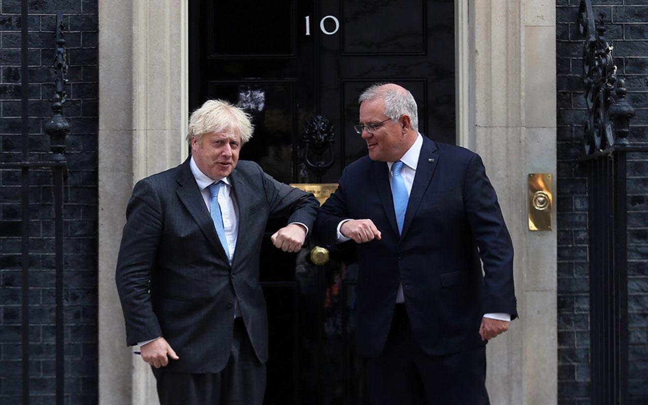 Avustralya ve İngiltere arasında serbest ticaret anlaşması