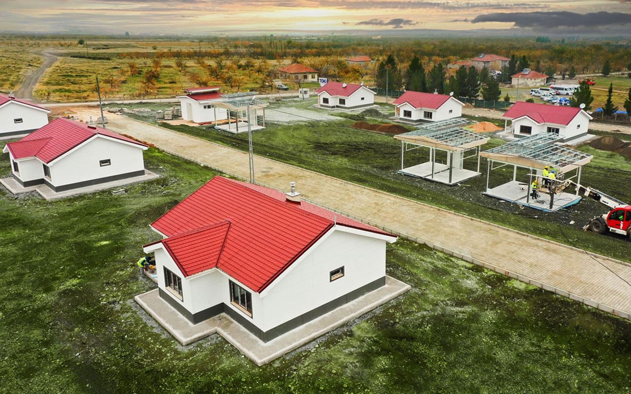 Dorçe Prefabrik-İnşaat modüler prefabrik yapılarıyla toplu konut projelerine katkı sağlıyor