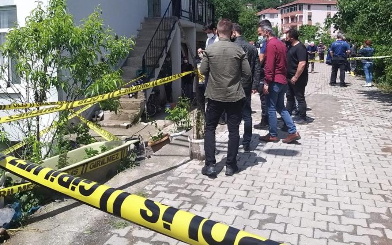Zonguldak'ta sesi duyan sokağa indi! Kanlar içerisinde bulundu
