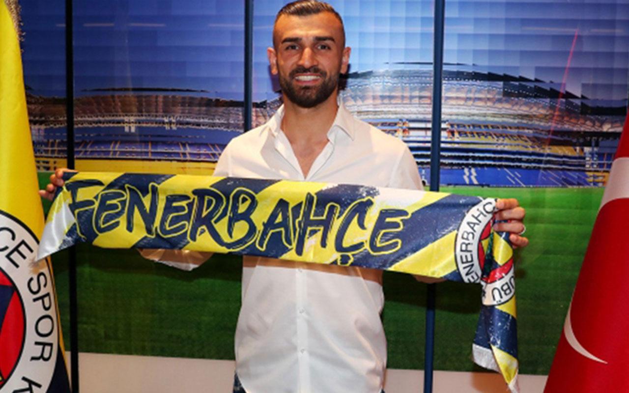 Serdar Dursun iddialı! Fenerbahçe'yi şampiyonluğa taşıyacağım
